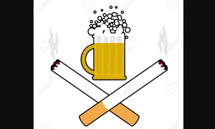 Çdo i dyti në Maqedoni pi duhan ndërsa 65% e qytetarëve pijnë alkool