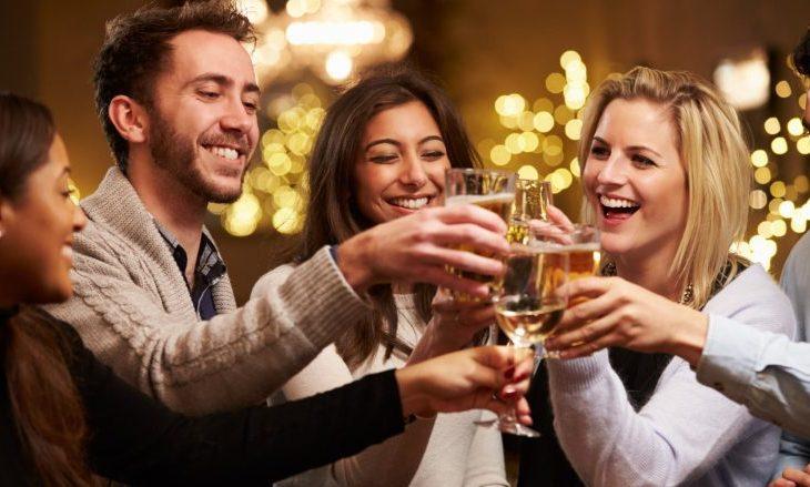 Populli që konsumon më pak alkool