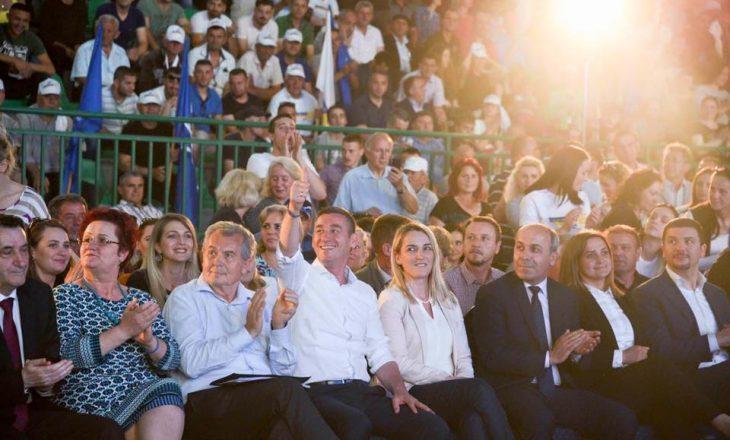 Xharra në kundërshtim me Haradinajn për demarkacionin