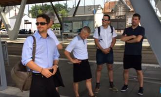 Pas protestës me minifunde, shoferët lejohen të veshin pantallona të shkurtra