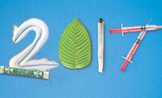 Drogat më të përdorura në Evropë