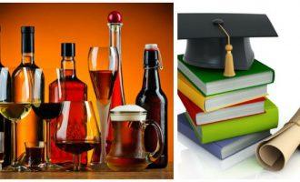 Kosovarët shpenzojnë më shumë për alkool se për edukim