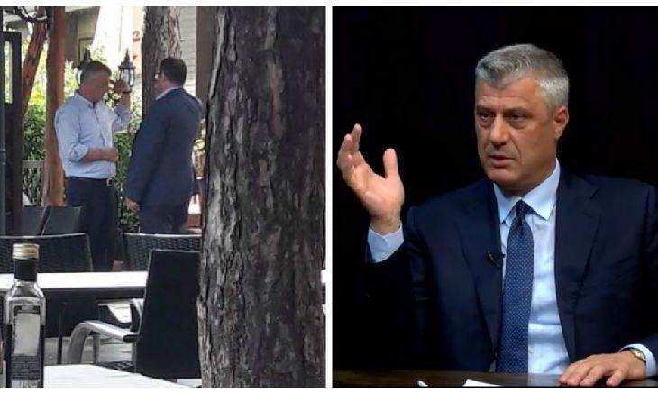 Presidenti i reagon LDK-së që ia publikoi fotografinë: Po ja bëni sherrin vetës