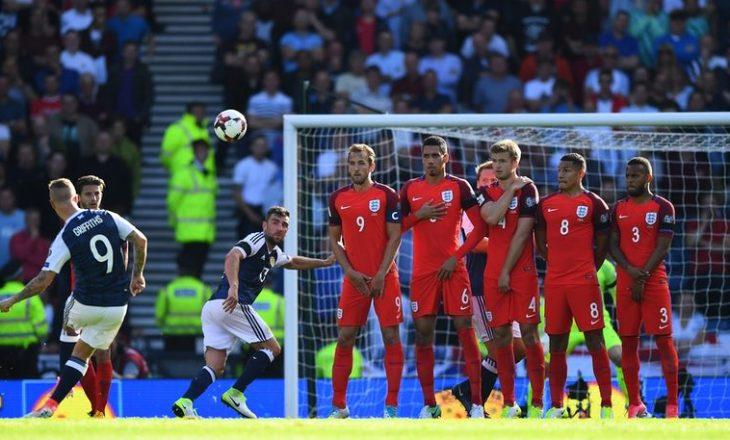 Supergola dhe spektakël – Anglia barazon në Skoci [video]
