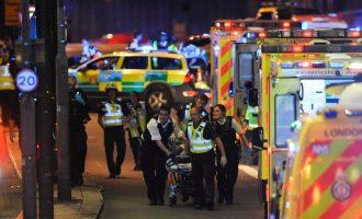 Policia arreston 12 persona për sulmet në Londër