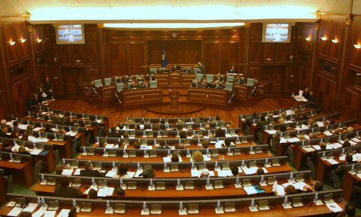 Sot mbahet seanca konstituive e kuvendit të Kosovës