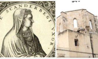 Rrëfimi nga Manastiri Mbretëror ku është varrosur Donika Kastrioti