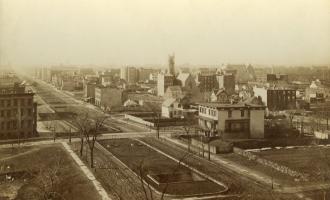Fotografi të qytetit të New Yorkut kur ishte tokë bujqësore