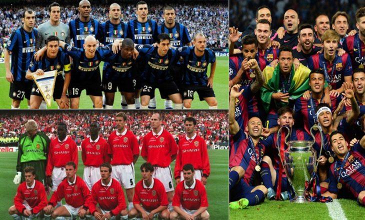 """Juventus dëshiron """"tripletën"""", këto janë ekipet që e kanë fituar deri tani"""