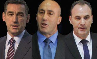 Dy thumbimet brenda koalicionit PDK-AAK-NISMA