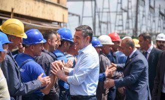 Veseli: Secilit punëtor të KEK-ut do t'i ngritet paga për 100 euro