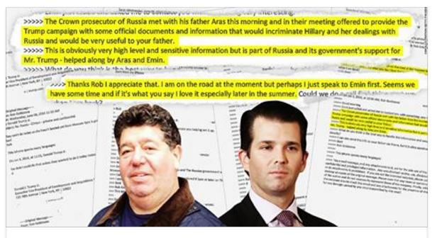 Emailet që zbardhin raportet e vërteta mes Trumpit dhe Rusisë