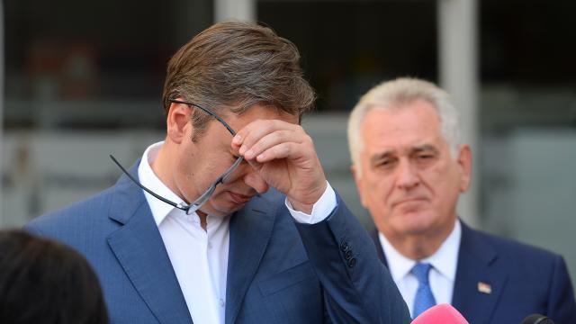Liderishipi i njëjtë i Serbisë po ndërron strategjinë ndaj Kosovës