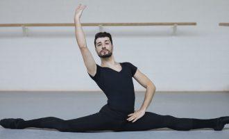 Balerini nga Siria të cilit iu ndryshua jeta në Evropë