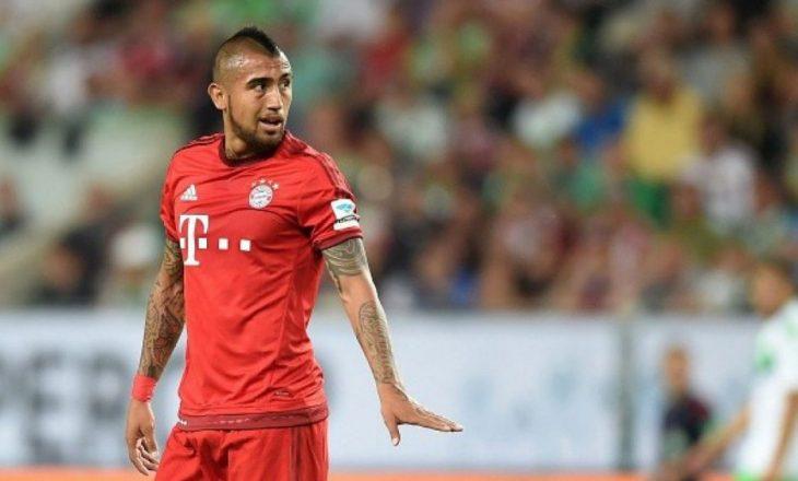 Vidal refuzon ofertën e majme të Interit për shkak të Juventusit