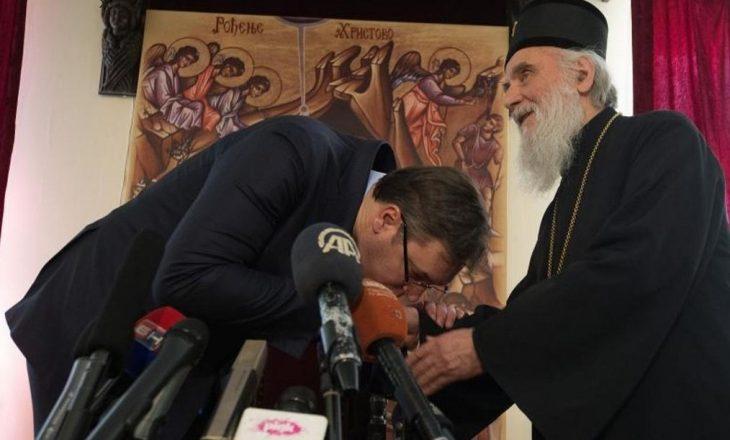 Vuçiq humbet përkrahësin shpirtëror shkaku i Kosovës