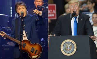 Paul McCartney, me këngë për Donald Trump në albumin e ri