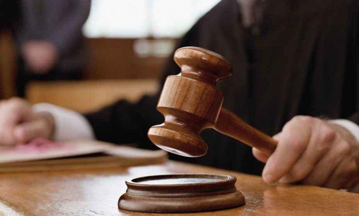 Apeli i Krimeve të Rënda lë në burg gjyqtarin