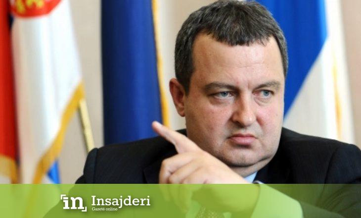 Daçiq thotë se Vuçiq e refuzoi brutalisht letrën për njohjen e pavarësisë së Kosovës