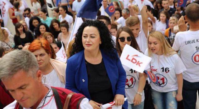 Deputetja e LDK-së tregon arsyen e dështimit të Avdullah Hotit në Gjilan