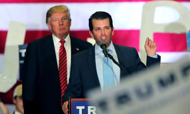 U kërkua shkarkimi i Grenellit – reagon djali i Donald Trump