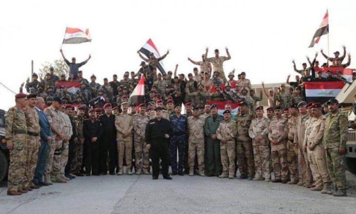 """Kryeministri irakian e ka shpallur të shkatërruar """"shtetin terrorist"""" të IS-it"""