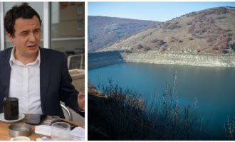 Kurti zbulon planin e Serbisë për liqenin e Badovcit