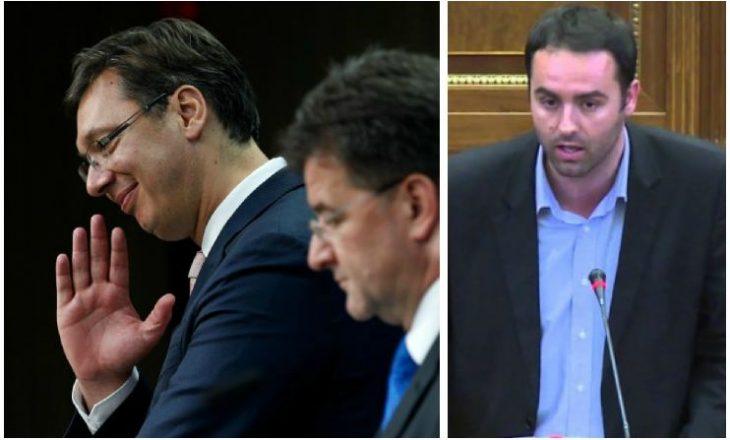 Konjufca thotë se Vuçiq nuk e do Malishevën por Zveçanin