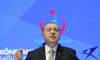 Erdogani i viziton vendet e Gjirit për shkak të krizës rajonale