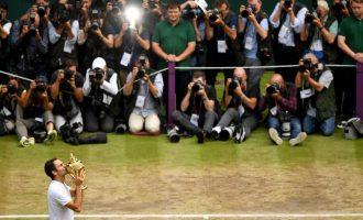 Numrat prapa fitores së Federerit në Wimbledon – 35 vite, 93 tituj