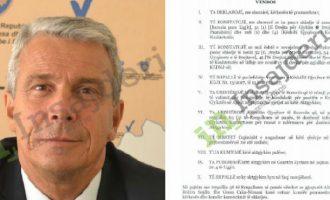 Vendimi i Gjykatës Kushtetuese: Arsyet pse Hasan Shala u rrëzua nga posti i kryetarit të Apelit