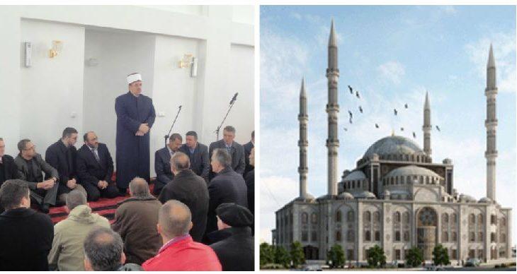 Tërnava përdorë xhematin për të bërë presion për xhaminë, por nuk tregon sa para dhuruan në BIK