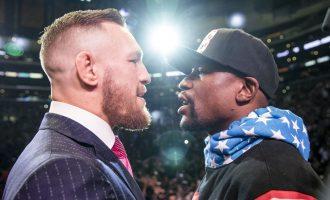 """Mayweather – McGregor: Data e meçit, """"biznesi milionësh"""" dhe informacione të tjera"""