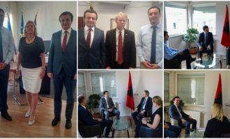 Pesë takimet diplomatike të Vetëvendosjes pas 11 qershorit