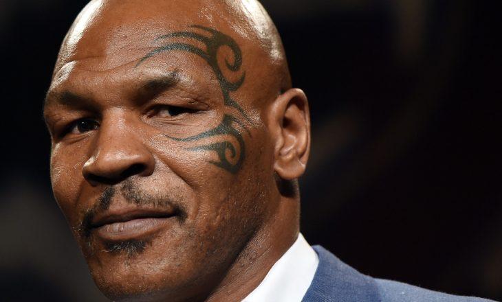 Mike Tyson ndihet fajtor për vdekjen e Tupac