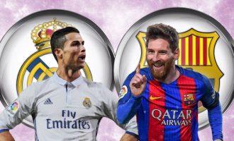 Real Madrid – Barcelona, kjo ndodh pas 26 vjetësh