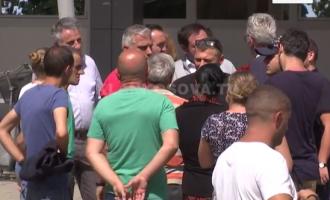 Në Mitrovicë protestohet për diçka që nuk ka të bëjë me probleme ndëretnike