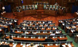 Kuvendi voton projektligjin për IPA-në