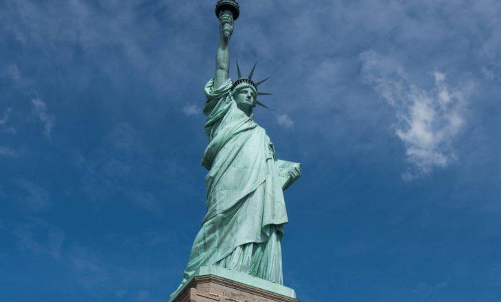 Si ka ndryshuar ngjyra e Statujës së Lirisë