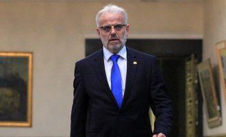 Talat Xhaferi prezanton punën për 100 ditëshin e parë si kryetar i Kuvendit