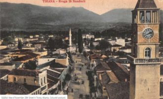 Fotografi të Shqipërisë para komunizmit