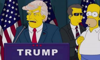"Kur zëri i Donald Trump u refuzua nga ""The Simpsons"""