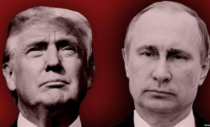 Kremlini pajtohet me Trumpin për marrëdhëniet mes dy vendeve
