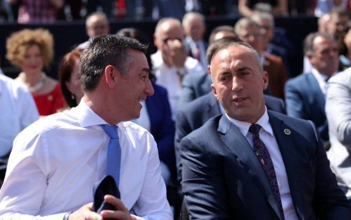 Veseli test për Haradinajn