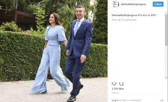 Linja e modës që ka miqësuar familjet Rugova-Veseli