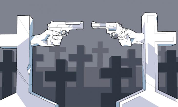 Për pesë vite 83 vrasje dhe vetëm 4 raste të zbardhura – Si po dështon Serbia dhe Mali i Zi kundër bandave