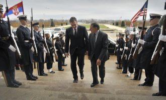 Nga raportet Rusi-Serbi tek vrasja e Vëllezërve Bytyqi – Vuçiq jep llogari në Pentagon
