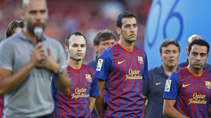 """Guardiola dëshiron mesfushorin e Barcelonës që e """"krijoi"""" vetë"""
