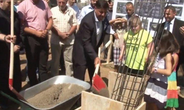 Vihet gurthemeli për ndërtimin e fshatit social në Gjilan