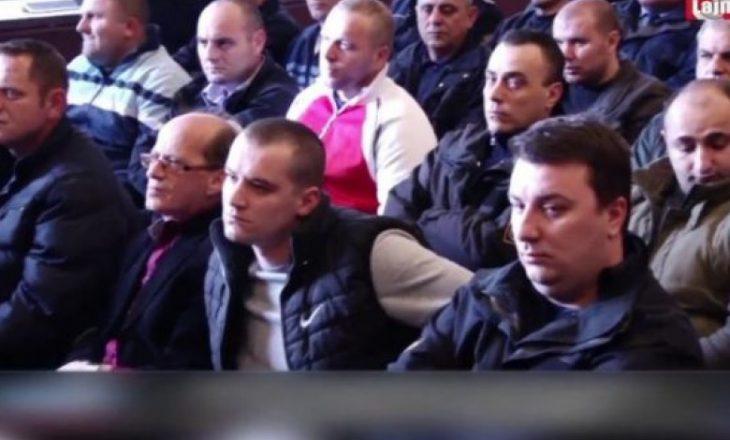 """""""Grupi i Kumanovës"""", një i burgosur i vë zjarrin qelisë"""